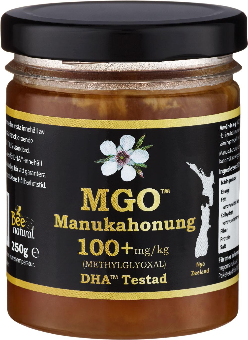 MGO Manukahonung 100+